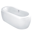 Acacia bathtub 70190-WT s